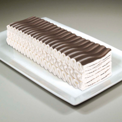 Tarta helada laminada