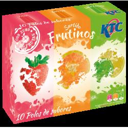 Helados surtidos frutinos