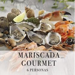 Mariscada Gourmet para 6...